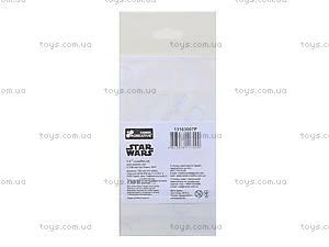 Наклейки Дисней «Звёздные войны 3», 13163007Р, отзывы