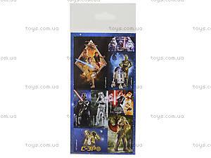 Наклейки Дисней «Звёздные войны 4», 13163008Р, фото