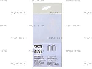 Наклейки Дисней «Звёздные войны 4», 13163008Р, отзывы