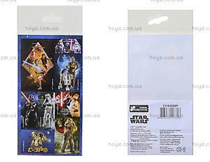 Наклейки Дисней «Звёздные войны 4», 13163008Р