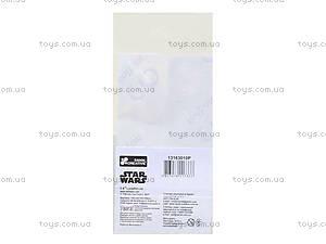 Наклейки Дисней «Звёздные войны 6», 13163010Р, отзывы