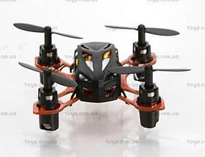 Нано-квадрокоптер Velocity, черный, WL-V272b, купить