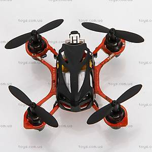 Нано-квадрокоптер Velocity, черный, WL-V272b, игрушки