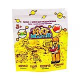"""Нано масса для моделирования """"Brick Master"""" (жёлтая), 200 г, 90002, купить"""