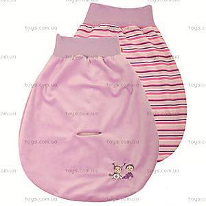 Детский полуспальник Sono, фиолетовый, 0016-19