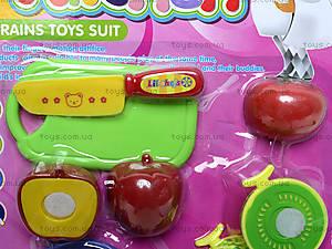 Нарезка овощей и фруктов, 059, игрушки
