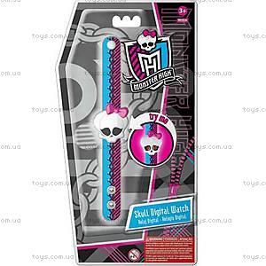Наручные часы Monster High «Череп», MHRJ25