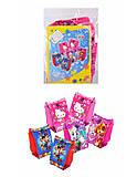 Нарукавники детские (в пакете), LA17030, игрушка