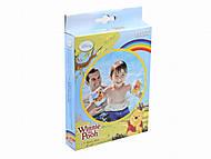 """Нарукавники """"Винни Пух"""", Intex , 56663, детские игрушки"""