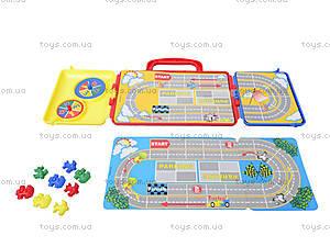 Настольная игра «Веселые гонки», 8078, купить