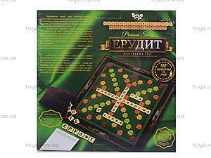 Настольная развивающая игра «Эрудит», , фото