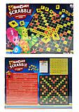 Настольная игра «Фиксики. Scrabble», , toys
