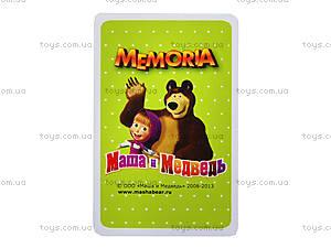 Настольная игра-мемори «Маша и Медведь», , купить