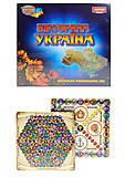 Настольная игра «Викторина Украина»,