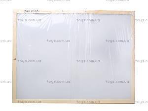 Настенная доска-мольберт с алфавитом, ДА2М4060АL-UA, фото
