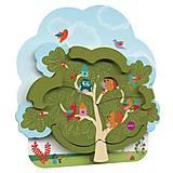 Настенная игрушка Oribel Veritiplay «Дом мистера Белки на дереве», OR801-90001, купить
