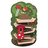 Настенная игрушка Oribel Veritiplay «Приключение на дереве», OR815-90001