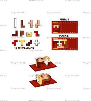 Настольная игра Gigamic Katamino Luxe, 30202, купить