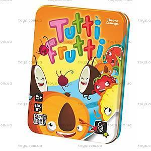 Настольная игра Tutti Frutti, 40161