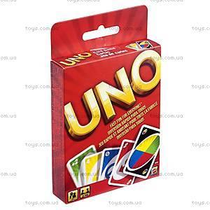 Классическая настольная игра UNO, W2085
