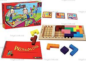 Настольная игра Gigamic Winomino Kids, 30203, фото