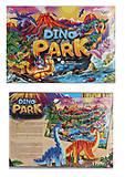 """Настольная развлекательная игра """"Dino Park"""", DTG95, отзывы"""