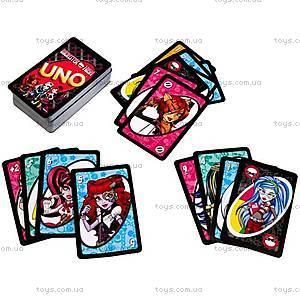 Настольная игра UNO «Monster High», T8233, купить