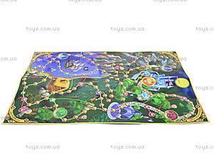 Настольная детская игра 4в1, 635, игрушки