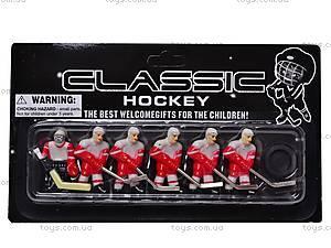 Настольная детская игра «Хоккей», 2118, детские игрушки