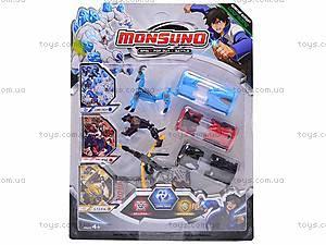 Настольная детская игра Monsuno, ZS830, отзывы