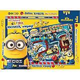 Настольная детская игра «Миньйоны», , купить