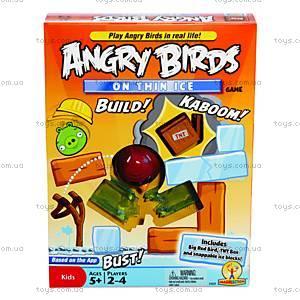 Настольная игра Angry Birds «На тонком льду», X3029
