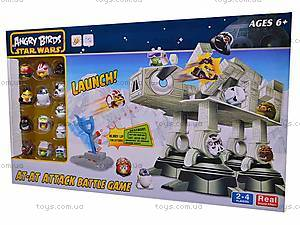 Настольная игра Angry Birds Star Wars, MKC178035, отзывы