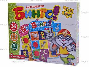 Настольная игра «Бинго», VT2106-02, отзывы