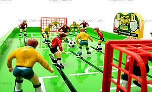 Настольная игра «Большой футбол», 0705, отзывы