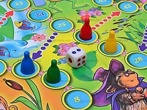 Настольная игра-бродилка «Дюймовочка», , фото