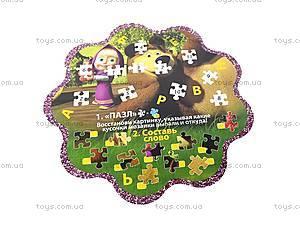 Настольная игра для детей «Маша и Медведь», , фото