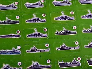 Настольная игра для детей «Морской бой», , купить