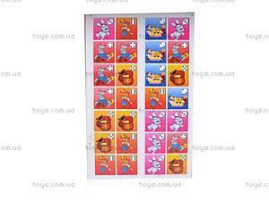 Настольная игра-домино «Колобок», , фото