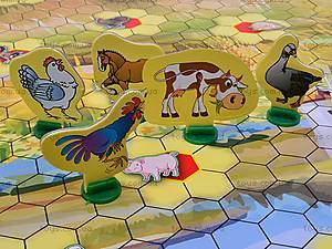 Настольная игра «Фермер», 20758, игрушки
