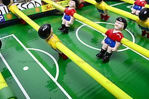 Настольная игра «Футбол» 9в1, KK29006, детские игрушки