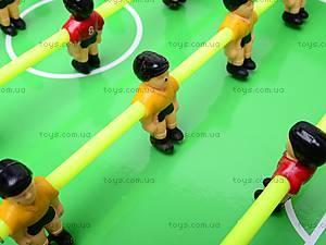 Настольная игра «Футбол» на рычагах, 698A, игрушки