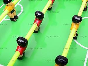 Настольная игра «Футбол» на рычагах, 698A, детские игрушки
