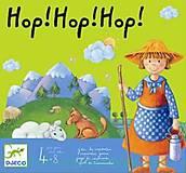 Настольная игра «Хоп! Хоп! Хоп!», DJ08408, фото
