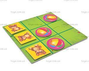 Настольная игра «Крестики-нолики», ИНД-003/007, купить