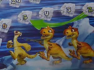 Настольная игра «Ледниковый период», маленькая, , детские игрушки