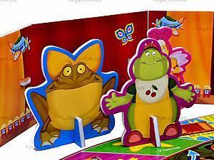 Настольная игра «Лунтик-Шоу», VT2202-02, детские игрушки