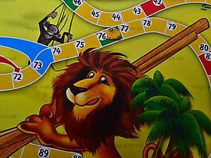 Настольная игра «Мадагаскар», маленькая, , детские игрушки