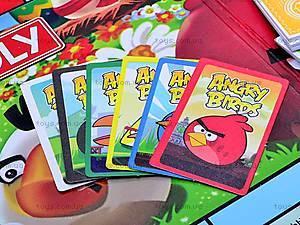 Настольная игра «Монополия Angry birds», 2831R-3, цена