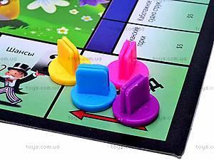 Настольная игра «Монополия Angry birds», 2831R-3, детские игрушки